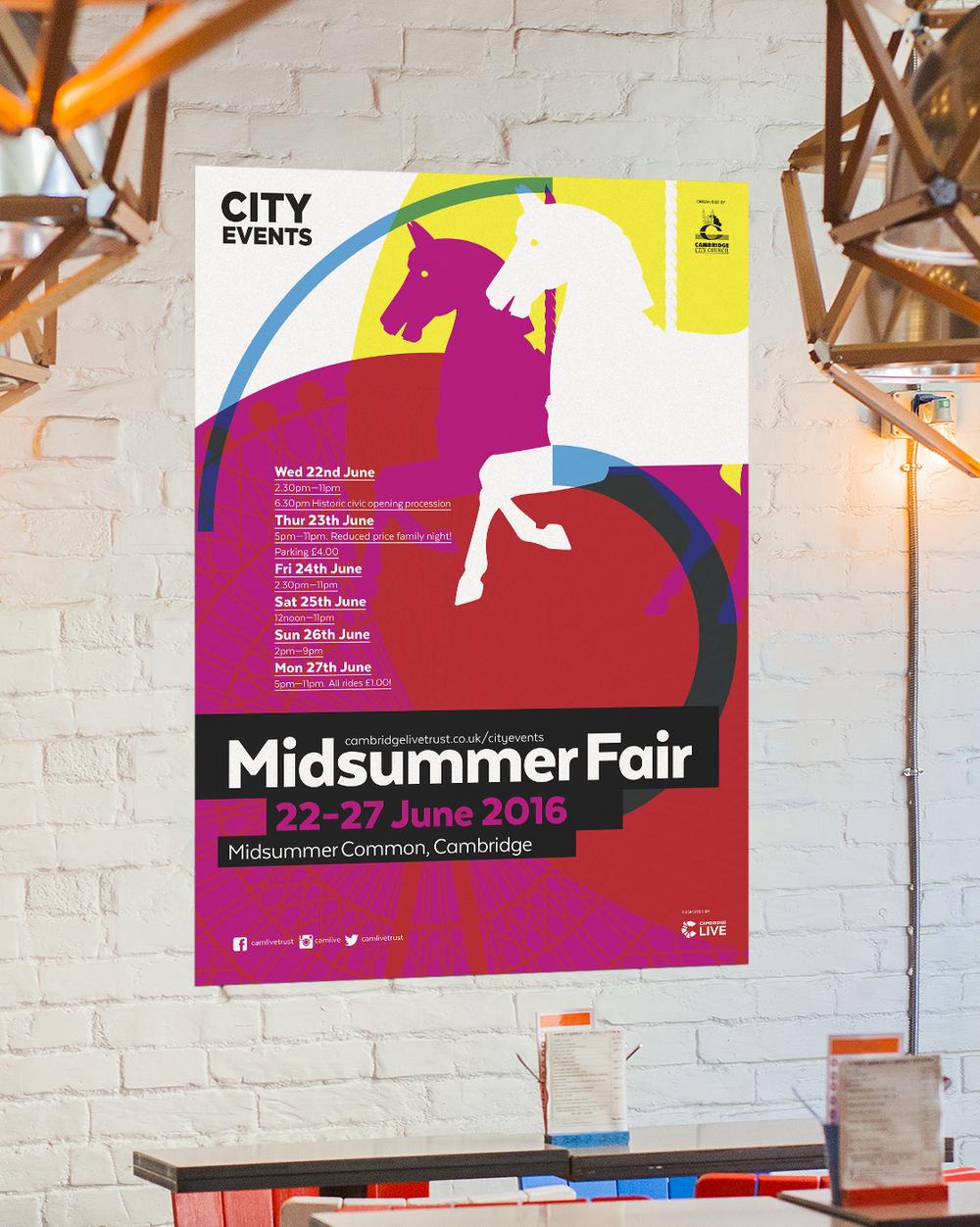 event publicity — dan adams graphic design