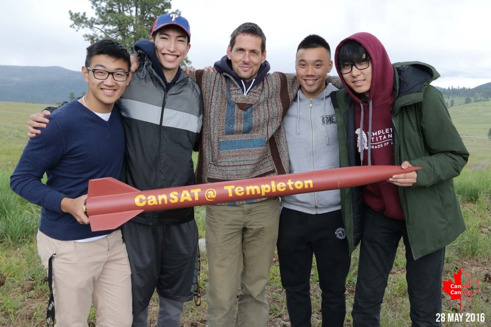 Capstone:  High Altitude Rocketry