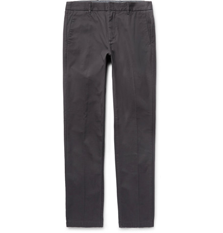 OUTER KNOWN   Organic Cotton-Twill Chinos  £145