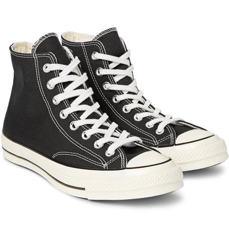 CONVERSE   1970's Chuck Taylor All Star Canvas Hight-Top Sneakers  £70