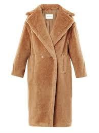 Teddy Bear Coat - Camel   Ducie