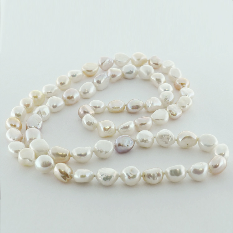 <b>Baroque</b><br>$750<Br>Fresh Water Pearls <Br>11-12mm