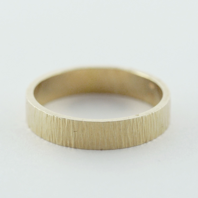 $784<Br>14K Yellow Gold<br>Textured