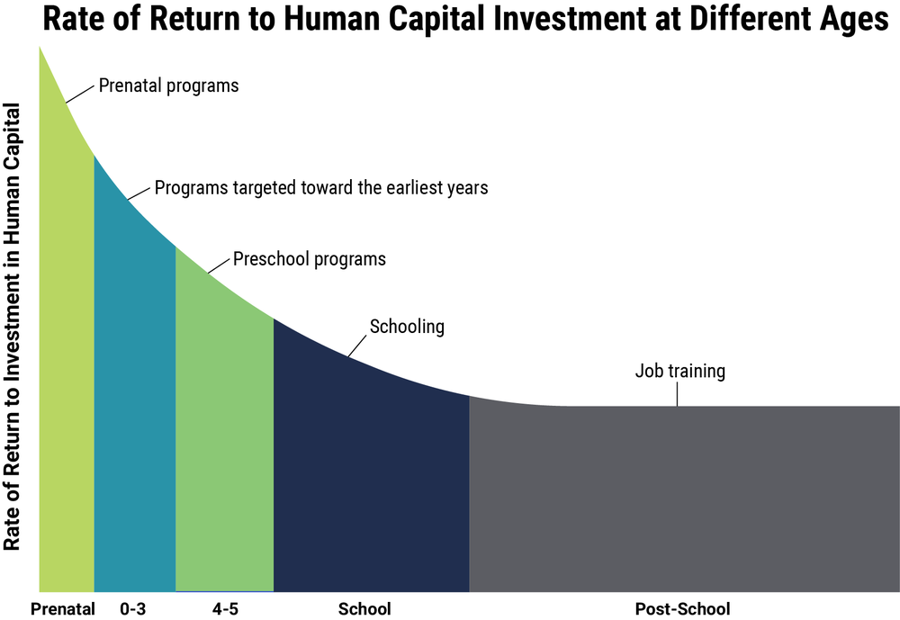 Rates of Return from Investing in Human Capital