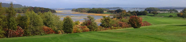 Cape ann golf club, essex, Ma - 4th Hole