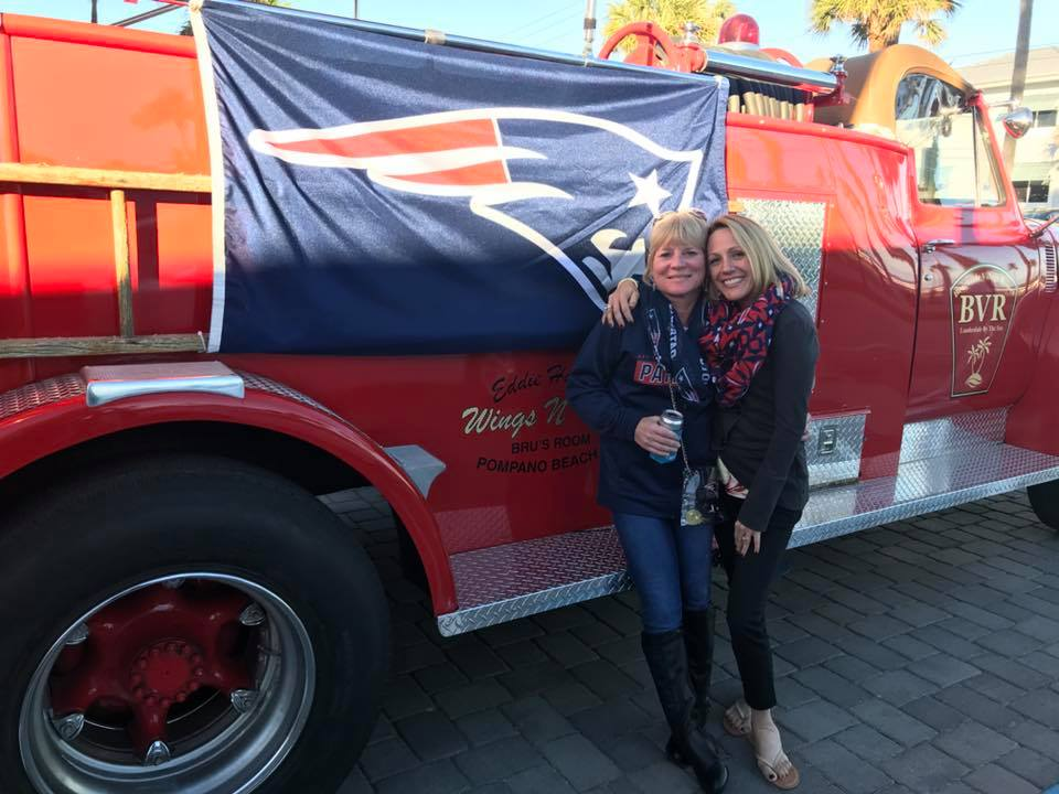 pats banner on the truck.jpg