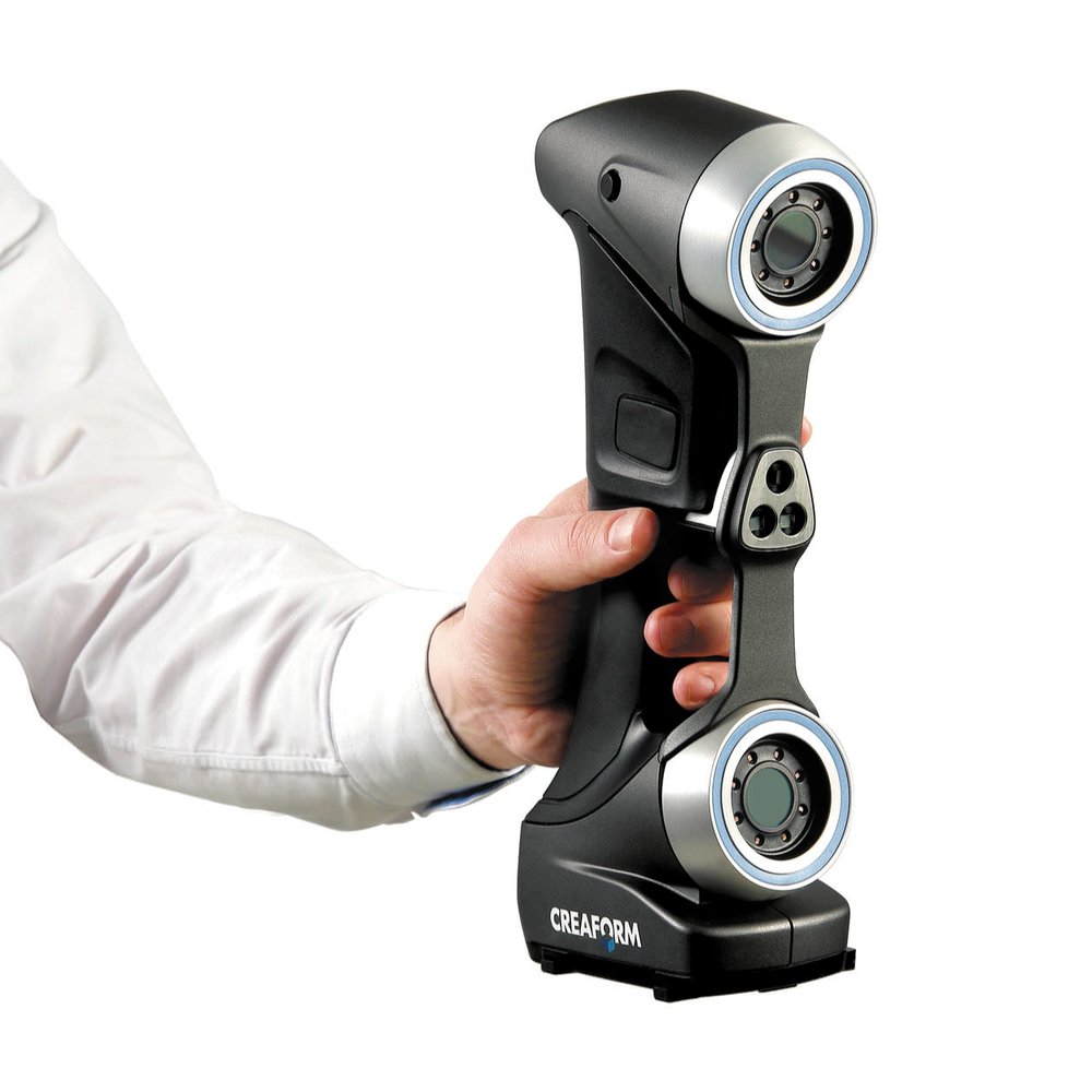 High Accuracy 3D Scanner