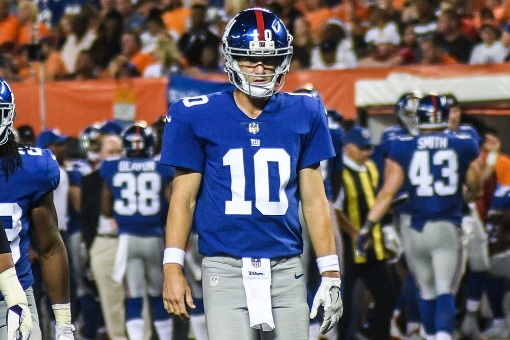 Image credit: Erik Drost (Cleveland Browns vs. New York Giants) [CC BY 2.0 (https://creativecommons.org/licenses/by/2.0)], via Wikimedia Commons