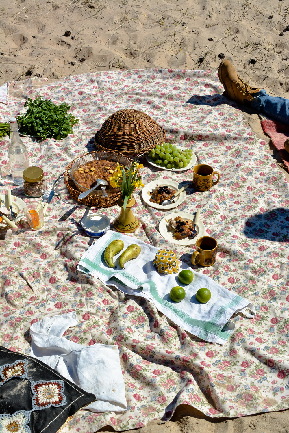 picnic sibirien