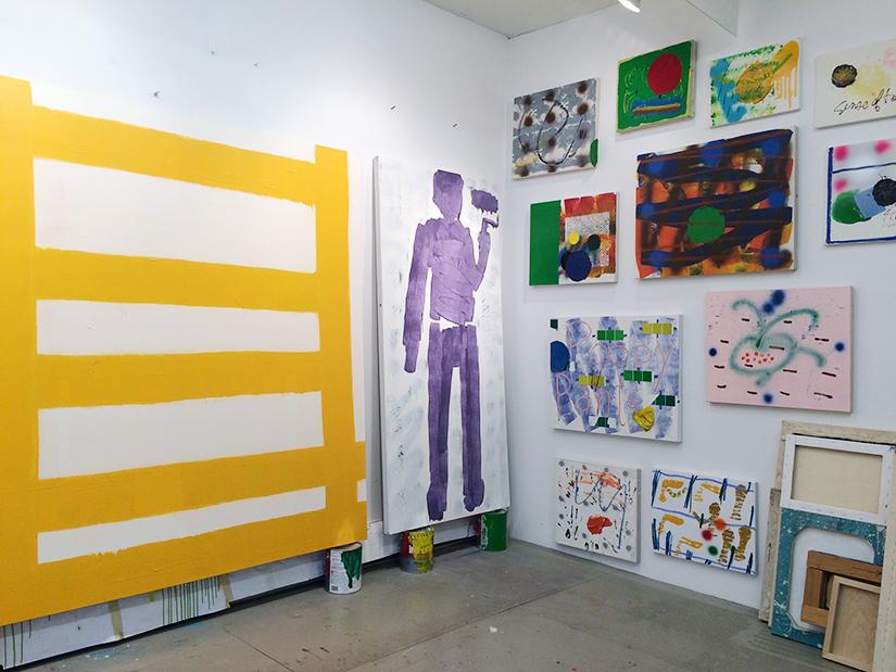 Rick Briggs, Studio 2017