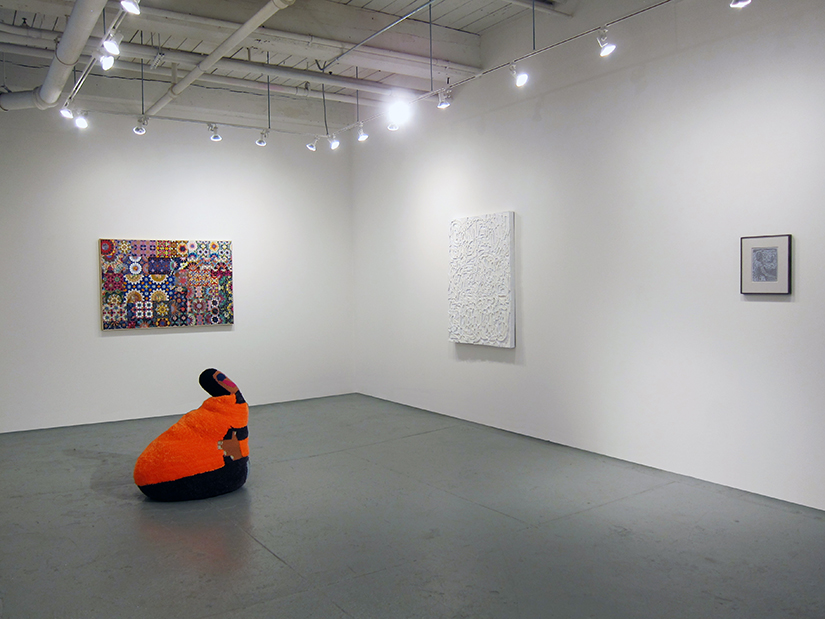 THE SWERVE: Installation shot