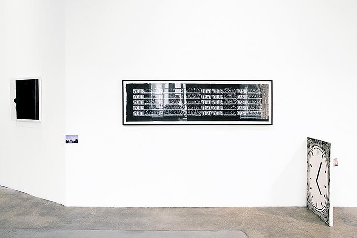 MICHAEL VELLIQUETTE: Pitch Black Serpent, 2014, Julio Cortàzar image courtesy of © The Estate of Julio Cortàzar, 2014, MARY REID KELLEY: Your Mouth Is..., 2011.