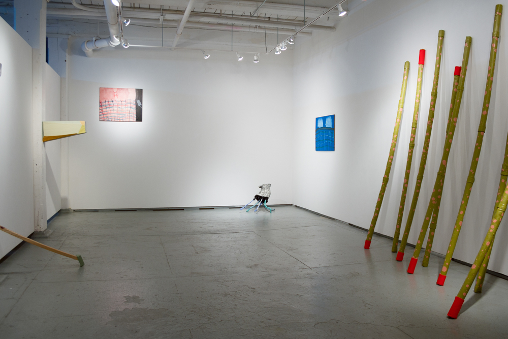 Philly Caj Installation view