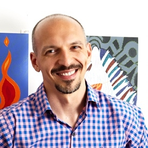 Eric Hibit (Queens, NY) - Eric Hibit (born Rochester, NY 1976) lives and works in New York. He attended the Corcoran College of Art + Design (BFA,1998) and Yale University School of Art (MFA, 2003). In New York, he has exhibited at Max Protetch Gallery, Anna Kustera Gallery, C24 Gallery, Zurcher Studio, Field Projects, TSA Gallery, and Ortega y Gasset Projects. He has exhibited nationally at Curator's Office in Washington, DC, Geoffrey Young Gallery in Great Barrington, MA, The Cape Cod Museum of Art, The University of Vermont, and internationally in Giverny, France and Paris, France. His work has been reviewed in the Village Voice and the Washington Post. Hibit has taught studio art at Tyler School of Art, Hunter College, NYU, and Cooper Union. In 2014, he joined the artist-run curatorial collective Ortega y Gasset Projects. erichibit.com oygprojects.com