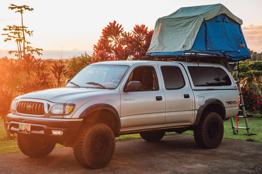 kauai overlander-camper-roof tent-adventure-hawaii-tacoma-toyota-tepui-4.jpg