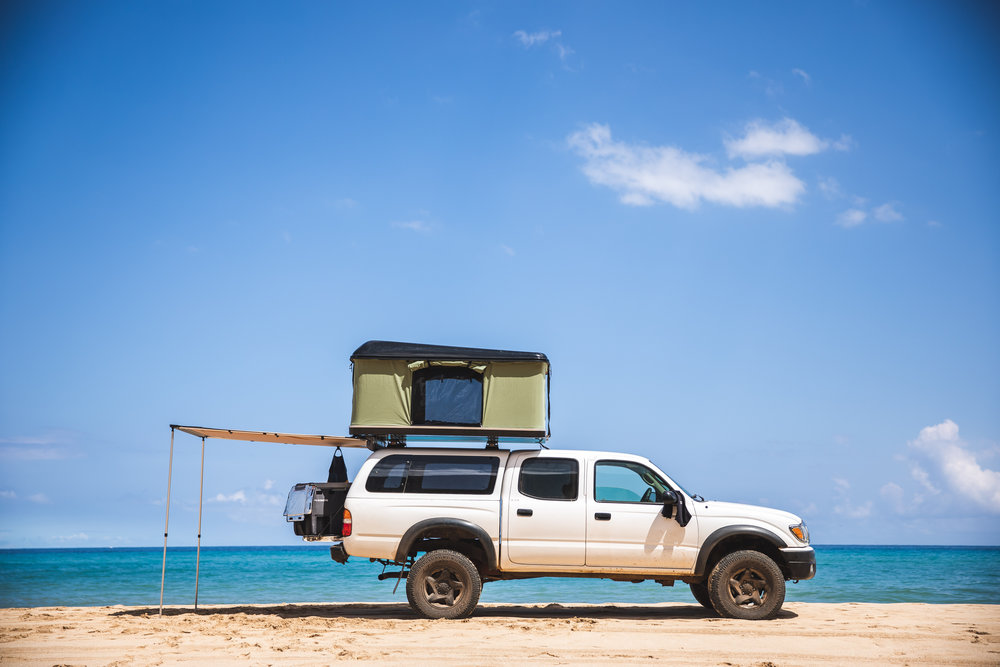 White Shark-kauai overlander-camper-roof tent-kauai-beach-camping-2.jpeg