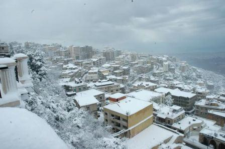 Aley in Winter