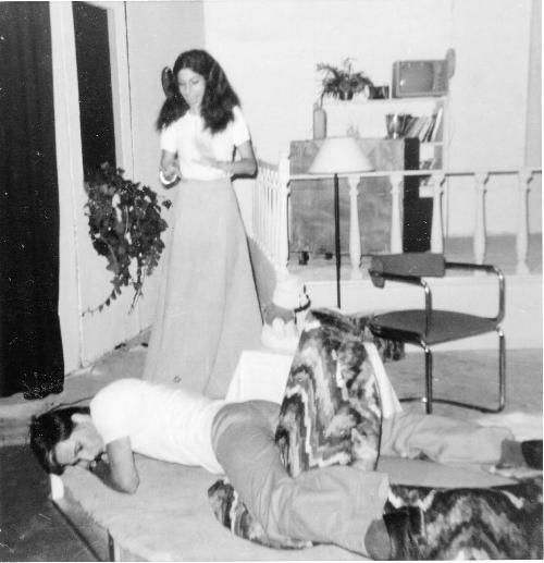 Hoda in Neil Simon play 1973