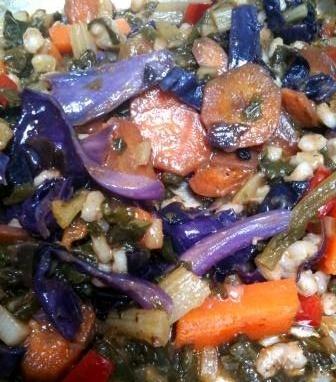 mixed veg dish