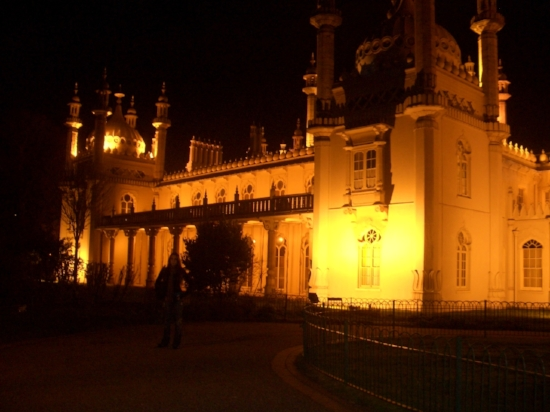 Royal Pavilion, Brighton 4_06