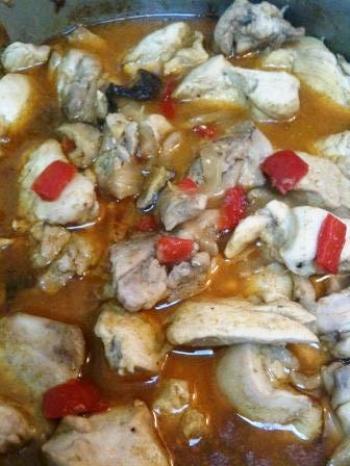 Thai Chicken w Shitake 3