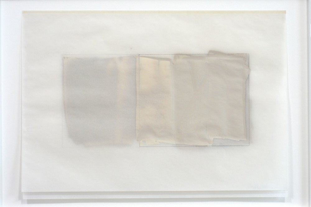 work on paper, 2009-2011