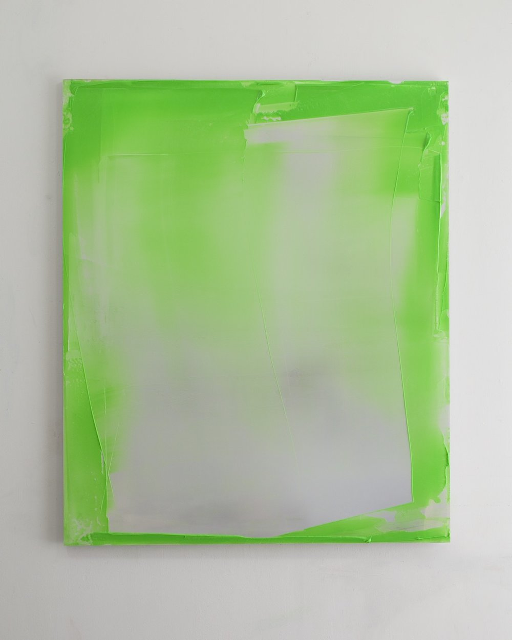 Green and White (after Laguna), 2014, 140x120cm.jpg