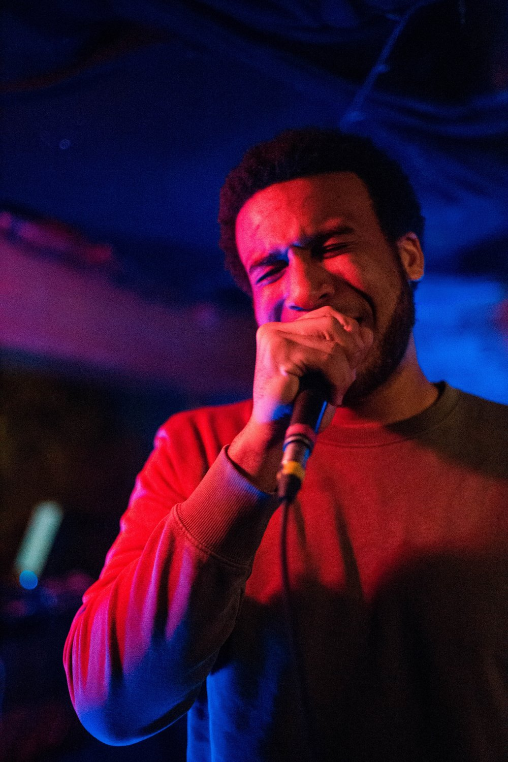 Core REX is a singer/producer based in Chicago, IL. Heavily-influenced by the likes of Flying Lotus & James Brown, Core REX produces his unique sound with the use of floaty, synthetic instruments and often times many layers of vocals to create a sound that is specific and natural to him.