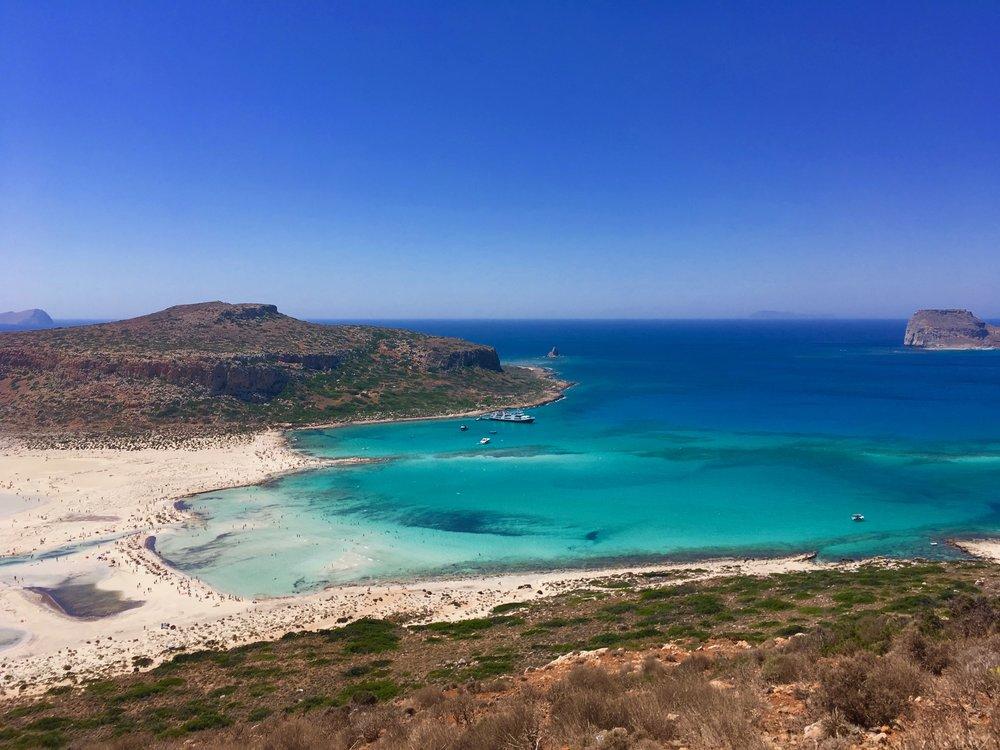 Balos , Crete