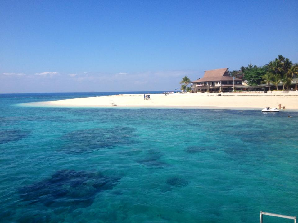 Beach Comber Island