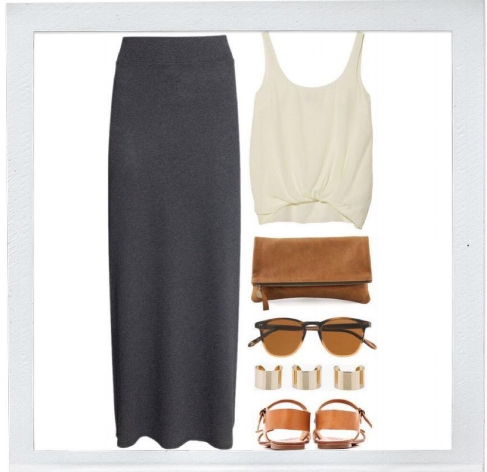 summer travel outfits