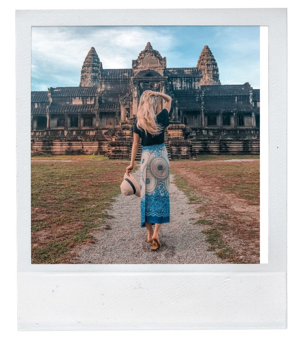 how to take amazing photos traveling solo