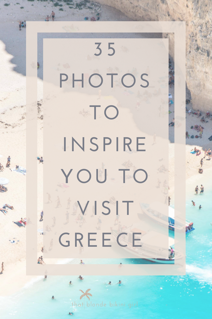 Photos to inspire you to visit Greece