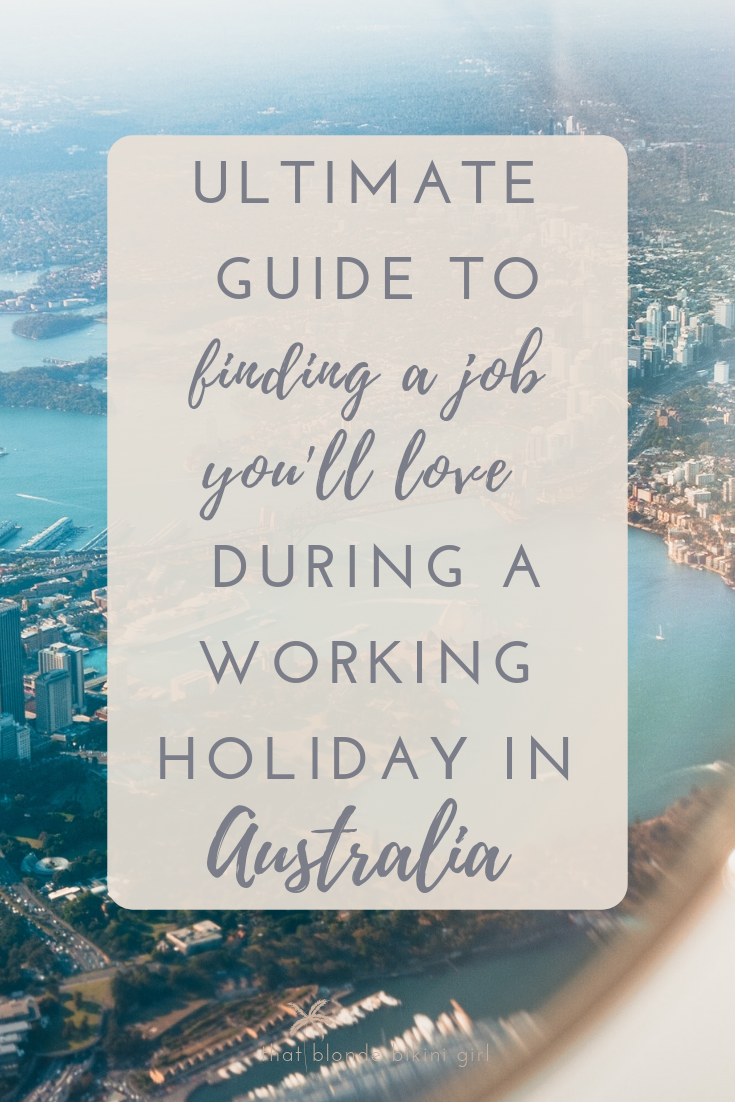 Female Solo Travel Guide to living in Australia on a working holiday visa