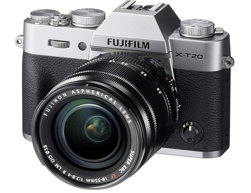 FujiFilm xt20 camera
