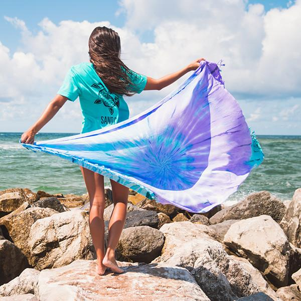 Be far my favourite sarong & towel +it looks so wander-lusty in photos too! - $59.00