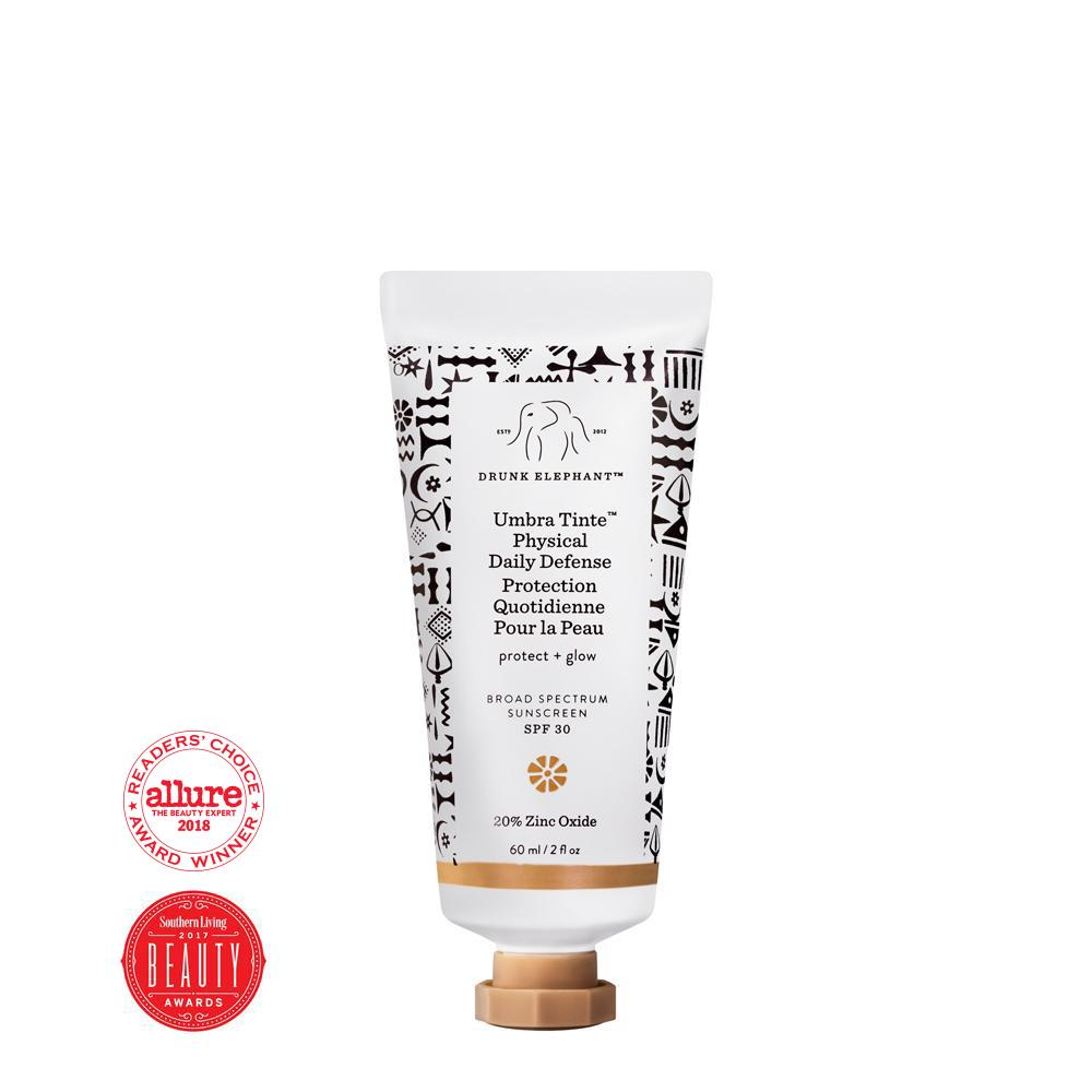 Drunk Elephant Face Sunscreen… I'm, obsessed. The only one I've tried that doesn't clog pores! - $36.00