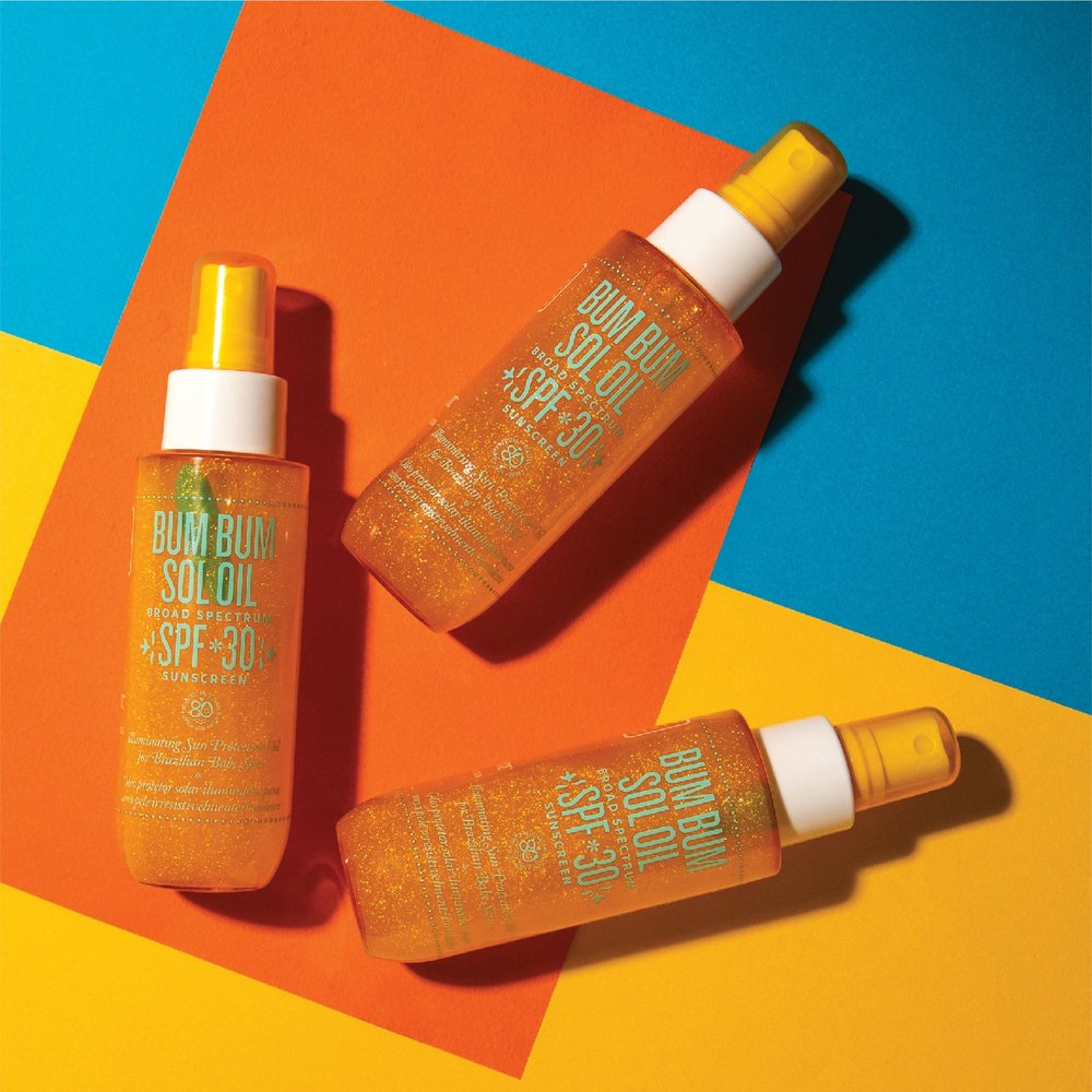 The more luxurious sunscreen & tanning oil you will ever find. & it smells like coconut paradise! - $38.00
