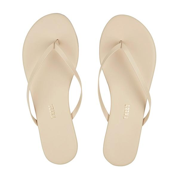 Tkee mega comfortable flip flops - $50.00