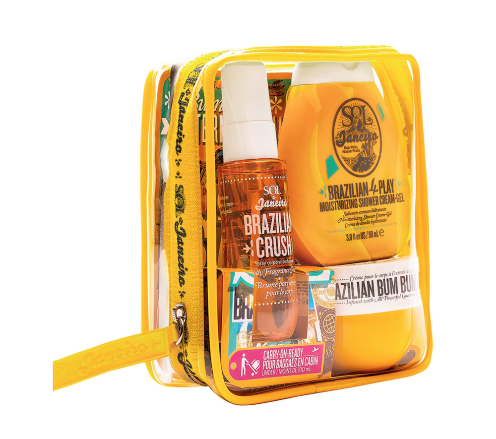 Bum Bum Jetset Legit… obsessed & once you smell this coconut goodness you won't regret getting yourself this package!  - $24.00