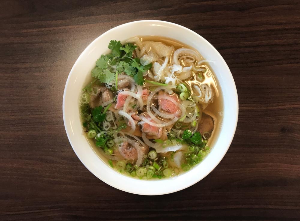 15. Pho Dac Biet  House Special Beef Noodle Soup