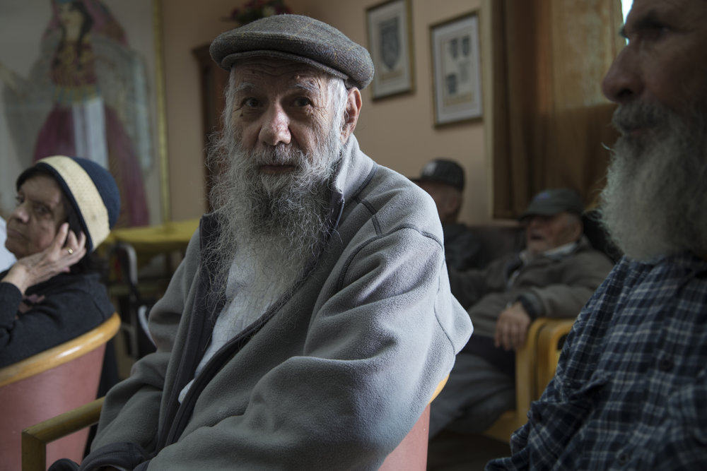 Elderly Day Center in Dimona, Israel