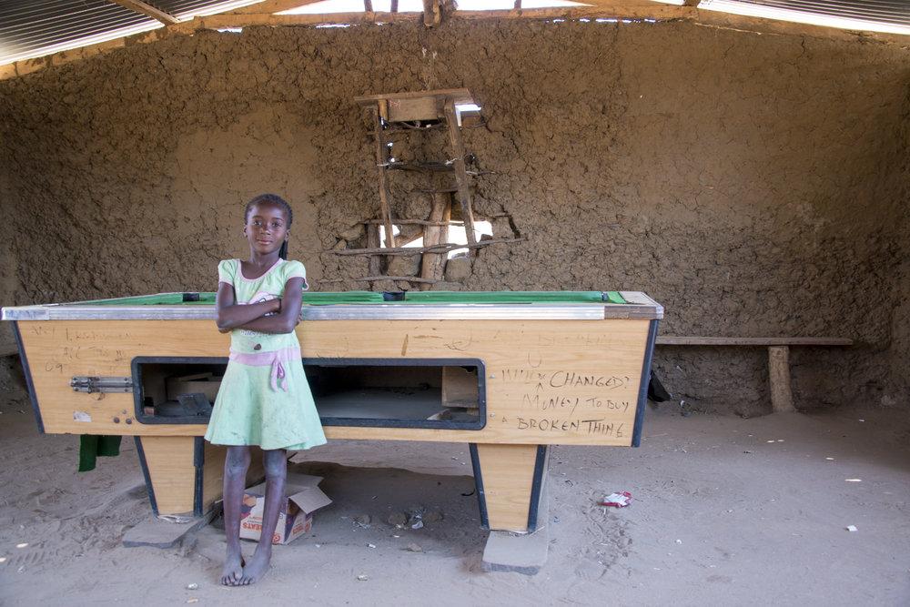 Munkuni Village in Zambia