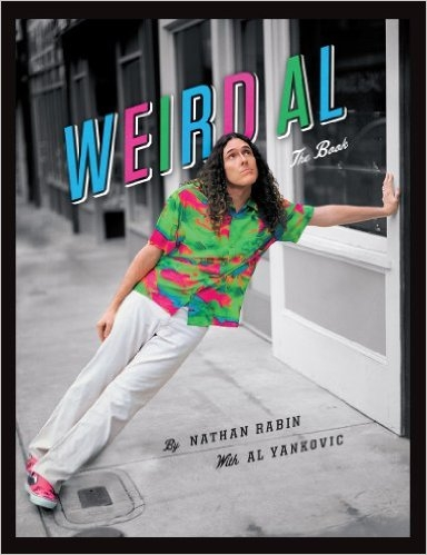 Weird Al The Book