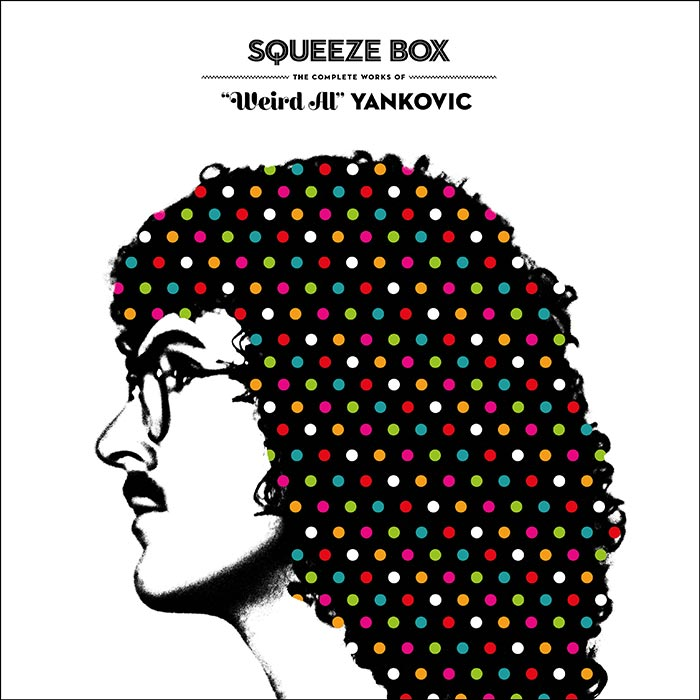 "Looming tantalizingly in the near future: The ""Weird Al"" Yankovic career-spanning box set"