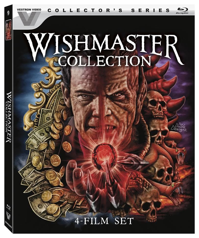 stuff i wrote about because i got it for free 1 the wishmaster
