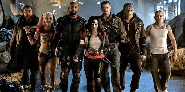 This is the Suicide Squad. Separately and together, they suck