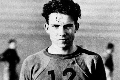 This image of a young Richard Nixon has nothing to do with this article