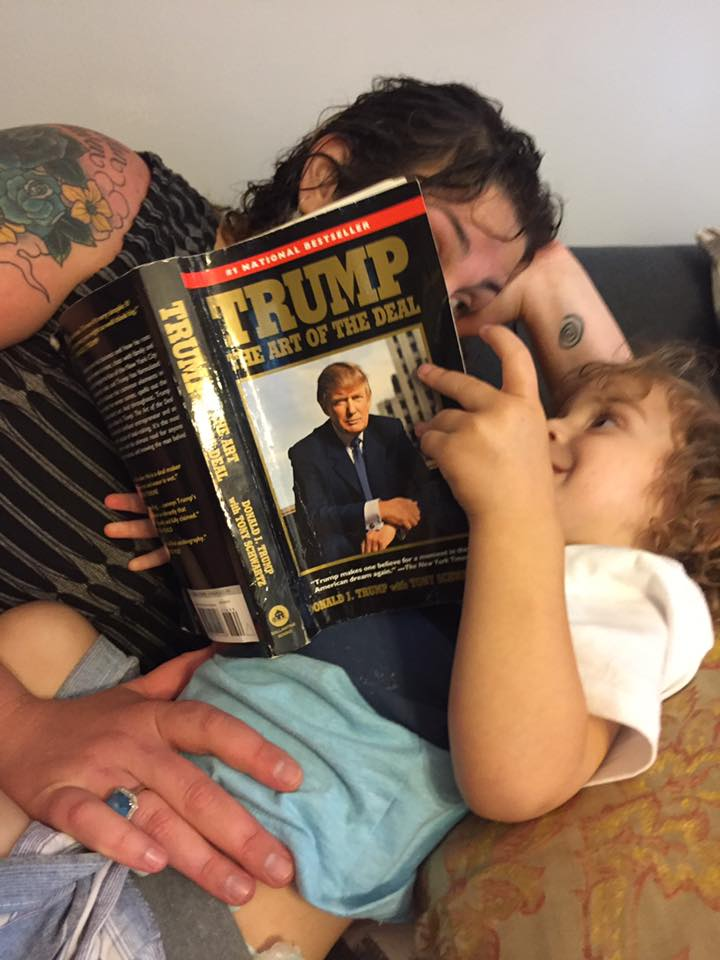 I love my son, but question his choice of reading material