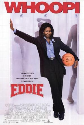 As their coach, Whoopi totally gets to see her players' dongs.